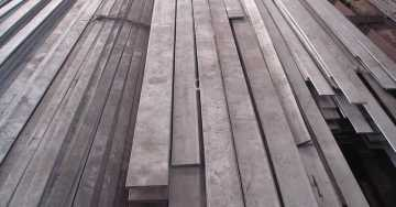 zdjęcie Round bars and flat bars X120Mn12, 1.3401, 11G12, ASTM A128,