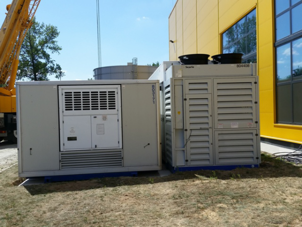 Portable Coldstores, Blast Freezers/Chillers and Tempering/Defrost units for sale and rent