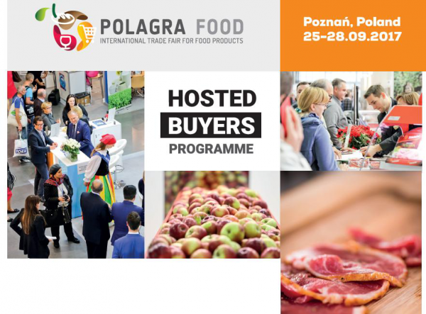 POLAGRA FOOD 2017 Hosted Buyer Programme