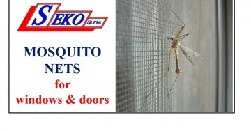 zdjęcie Mosquito nets - screens against insects
