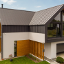 Prefabricated energy-efficient houses