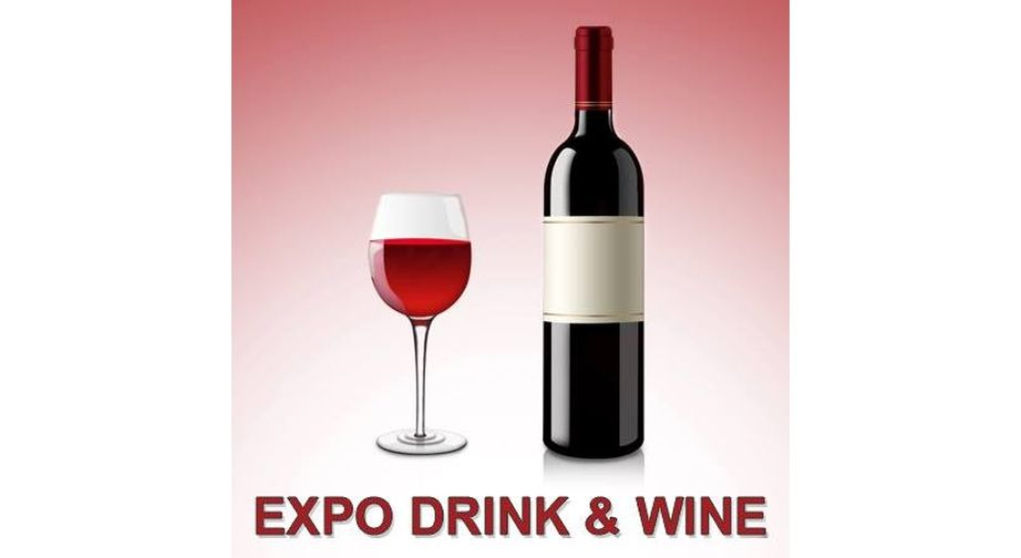 Expo drink wine