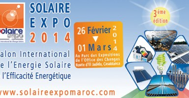 SOLAIRE EXPO 2014