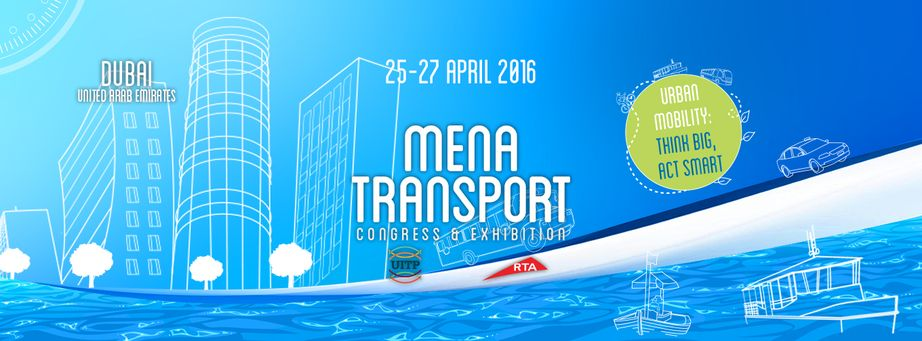 Mena Transport Congress Exhibition 2016