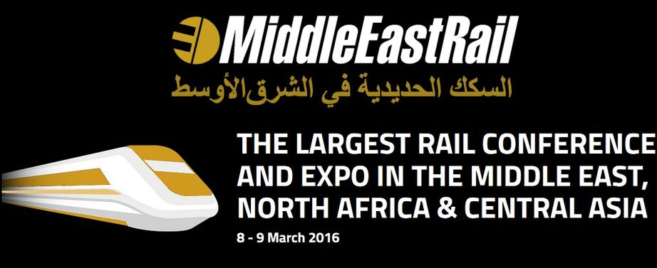 Middle East Rail Exhibition 2016