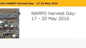 NAMPO Harvest Day 2016