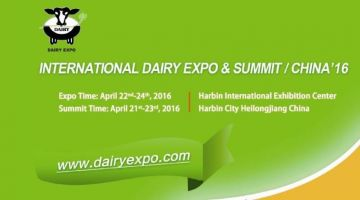 International Dairy Expo and Summit2016