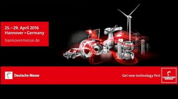 HANNOVER MESSE Industrial Technologies 2016