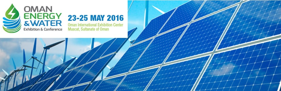 Oman Energy Water Exhibition 2016
