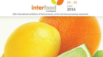 InterFood St. Petersburg 2016