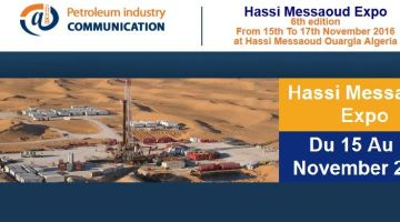 Hassi Messaoud Expo 2016