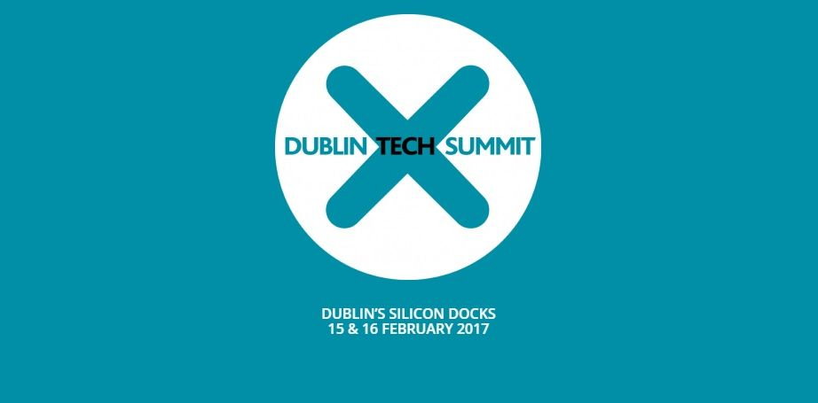 Dublin Tech Summit 2016