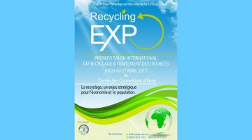 alon recycling expo