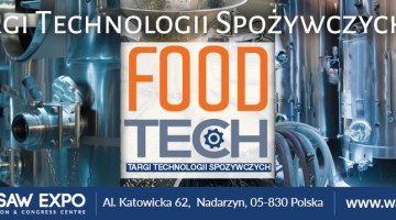 Targi Warsaw Food Technology 2017