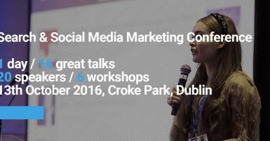 Search Social Media Marketing Conference