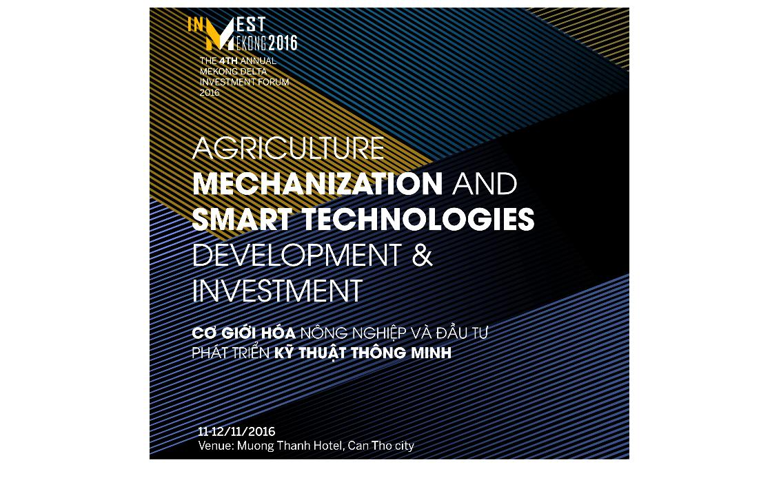 Agriculture Mechanization and Smart Technologies