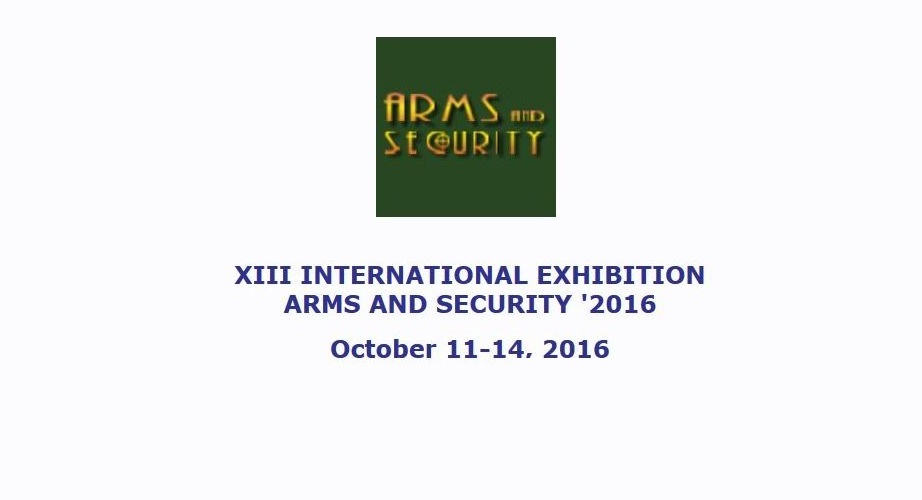 Arms and Security2016