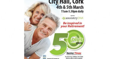 Active Over 50s Show Cork