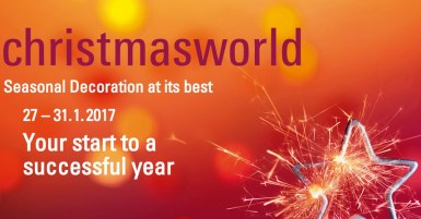 Christmasworld 2017