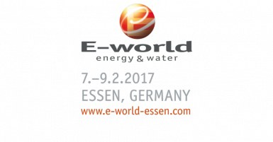 E-world energy and water 2017