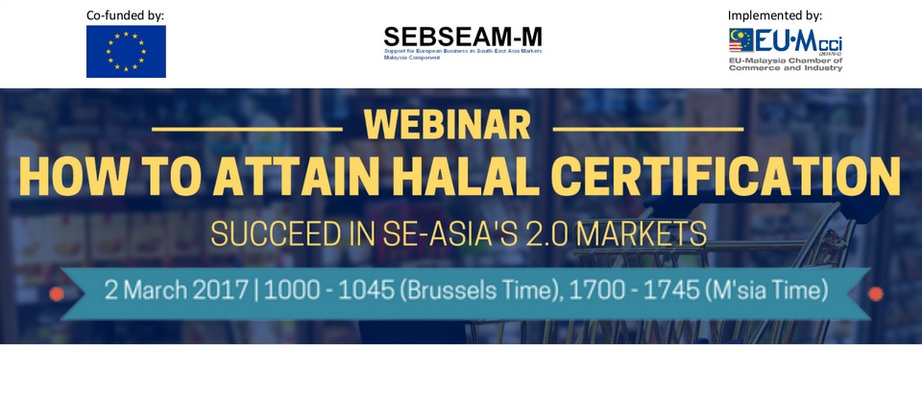 Webinar - How to attain Halal certification 2017a