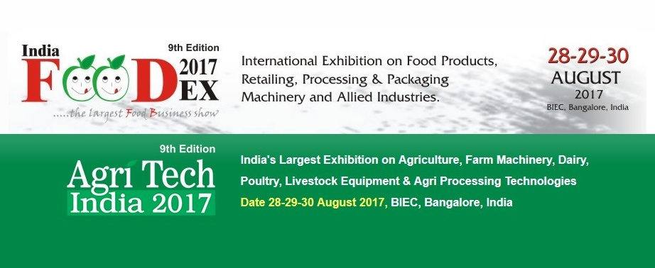 India Foodex 2017 AgriTech India 2017