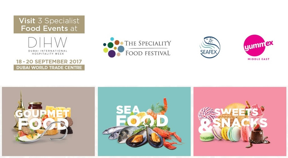 Specialist Food Events at DIHW 2017