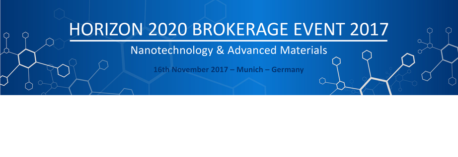 The Brokerage Event on Nanotechnology and Advanced Materials 2017b