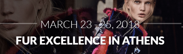 FUR EXCELLENCE IN ATHENS 2018