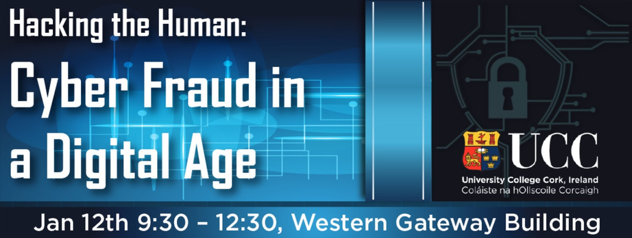 Hacking the Human - Cyber Fraud in a Digital Age 2018