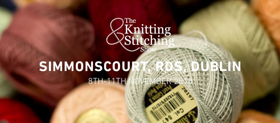 The Knitting and Stitching Show 2018