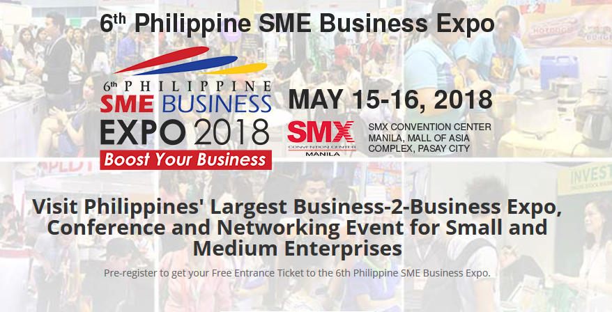 6th Philippine SME Business Expo