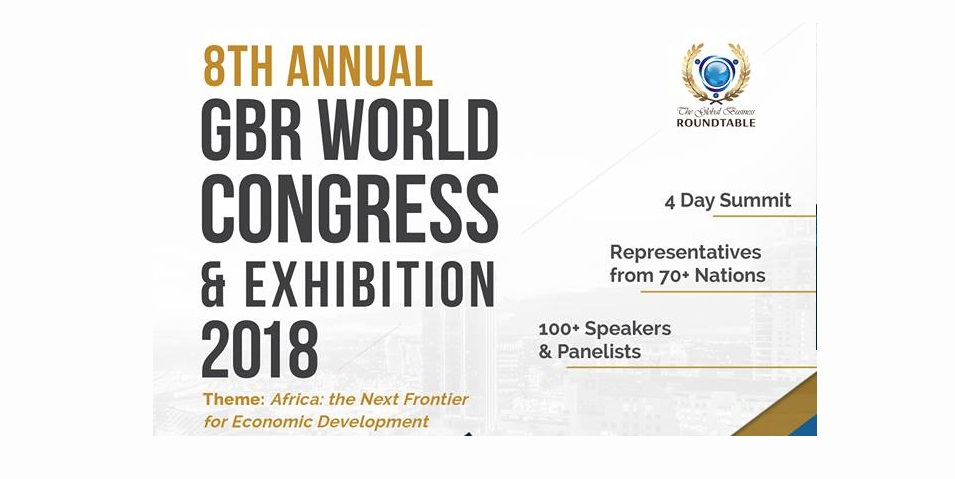 8th Annual GBR World Congress Exhibition 2018