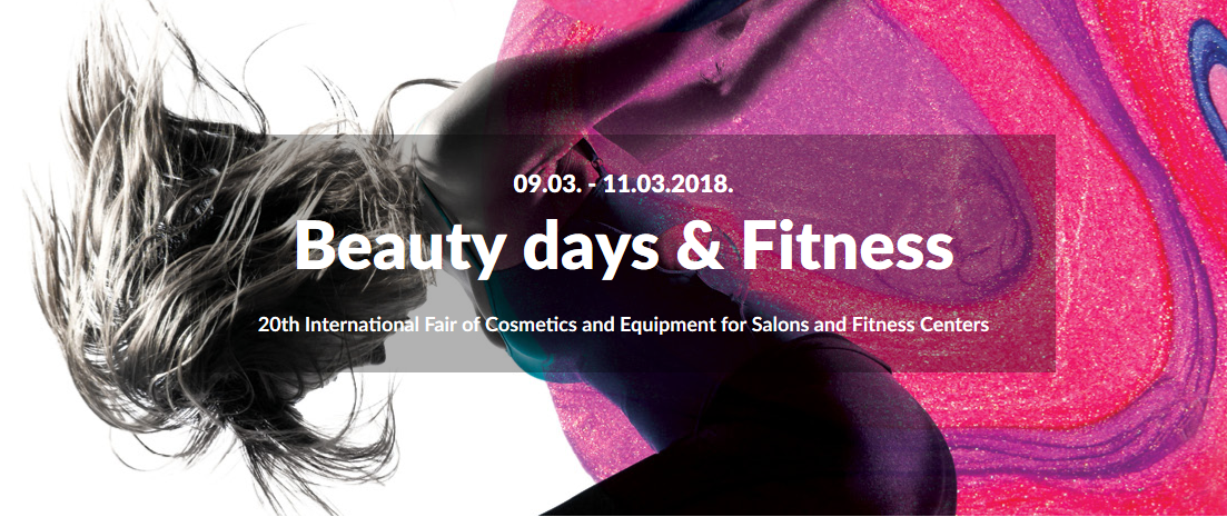 beauty days and fitnes 2018