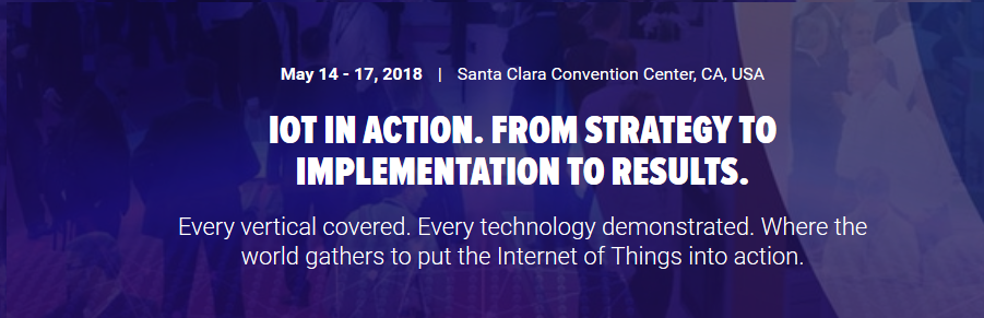 internet of thing world 2018