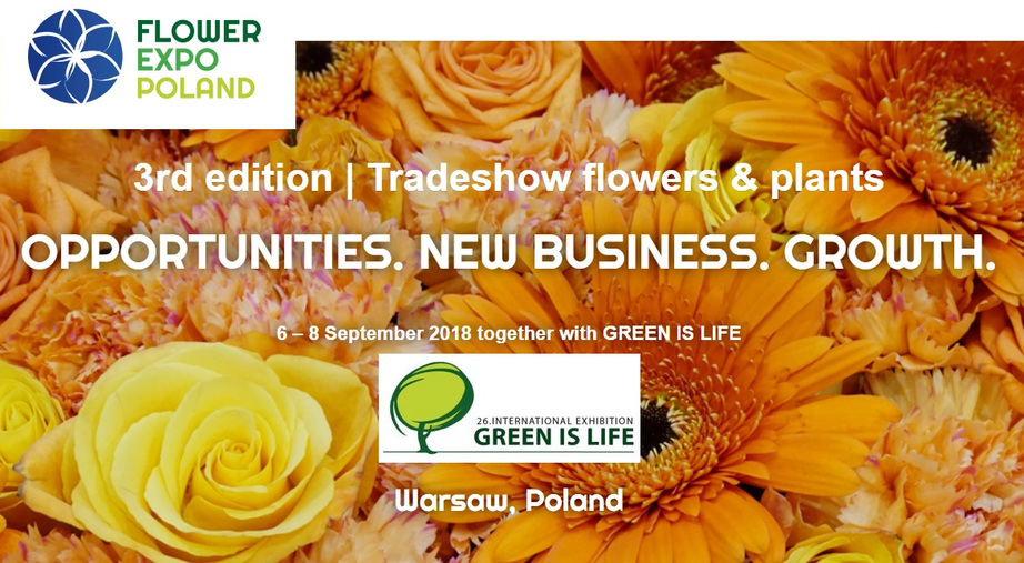 Flower Expo Poland 2018