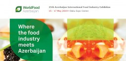 WorldFood Azerbaijan 2019