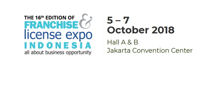 Franchise License Expo Indonesia 2018