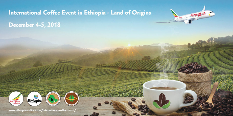 International Coffee Event in Ethiopia 2018