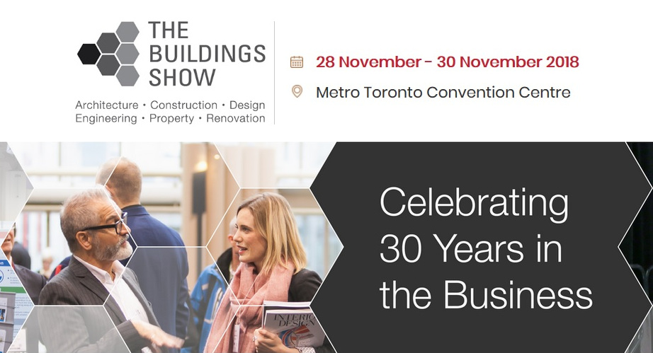 The Buildings Show 2018