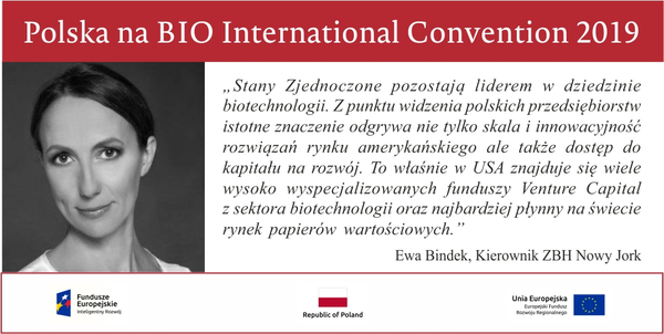 Polska na BIO International Convention 2019