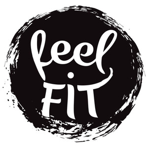 feel fit logo