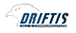 DRIFTIS CALL COMMUNICATION logo