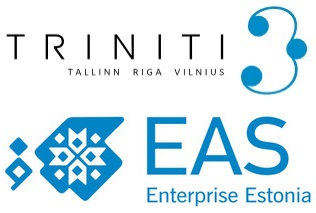 Triniti Estonia Enterprise Estonia logo