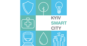 KYIV SMART CITY logo
