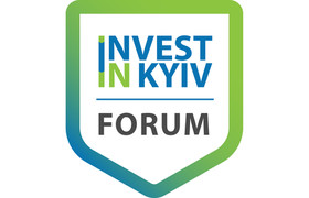 Invest in Kyiv Forum logo
