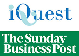 iQuest Ltd The Sunday Business Post logo