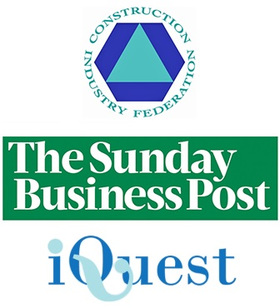 Construction Industry Federation The Sunday Business Post iQuest logo