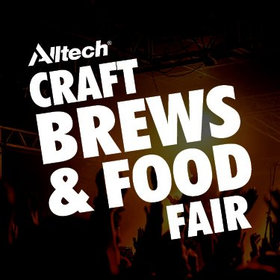 Alltech Craft Brews Food Fair logo