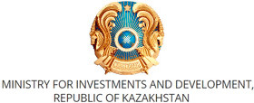MINISTRY FOR INVESTMENTS AND DEVELOPMENT REPUBLIC OF KAZAKHSTAN logo